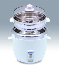 Cuiseurs à riz non toxiques - Cuiseur à riz en acier inoxydable Oyama