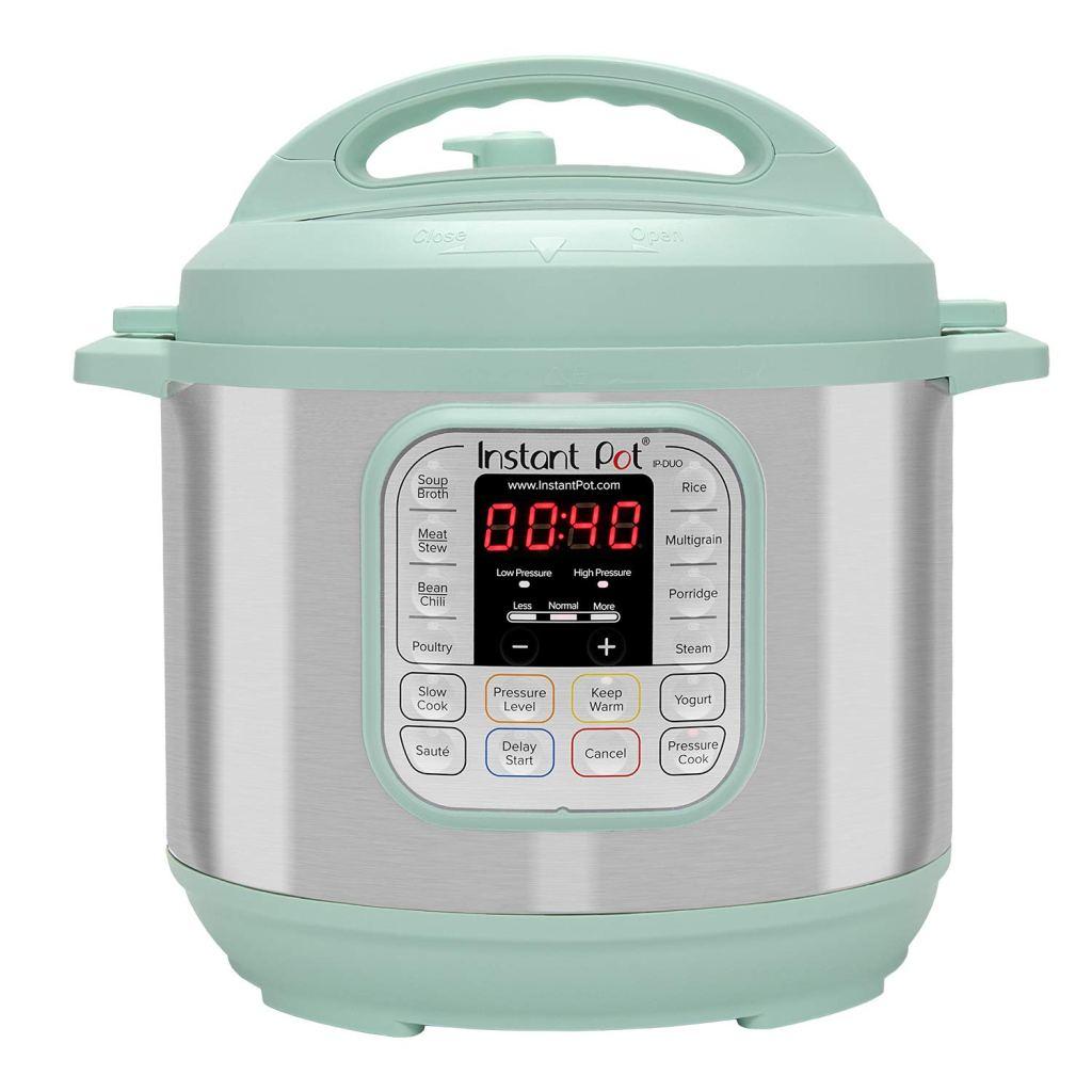 meilleure casserole instantanée autocuiseur examen coloré