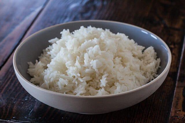 Recette de riz au micro-ondes facile