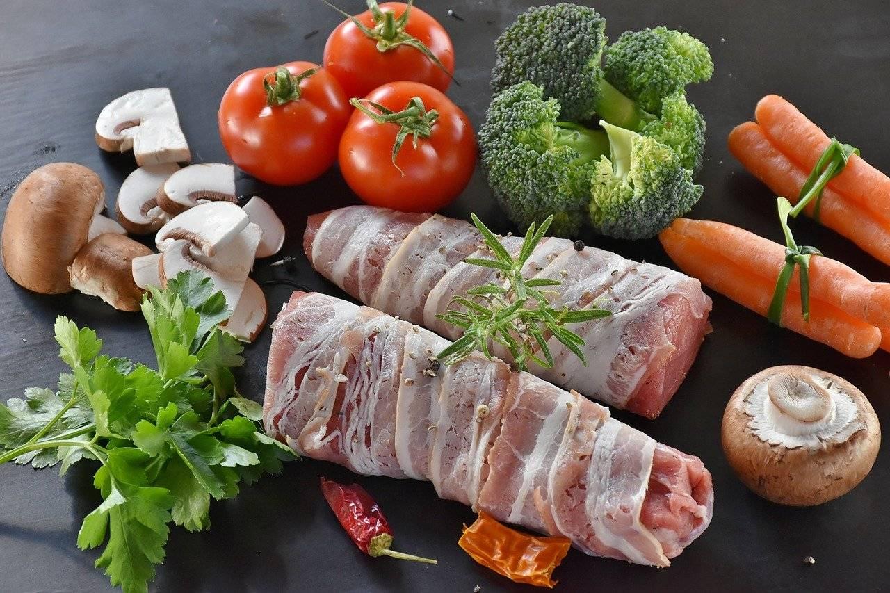 de porcs, porc, filet de porc
