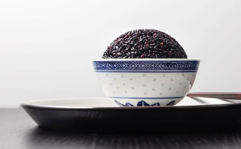Instant Pot Black Rice | Riz interdit au pot instantané | Autocuiseur Riz noir | Autocuiseur riz interdit | Riz en pot instantané | Autocuiseur riz | Recettes de pot instantanées #instantpot #pressurecooker #rice #easy #healthy #recipes