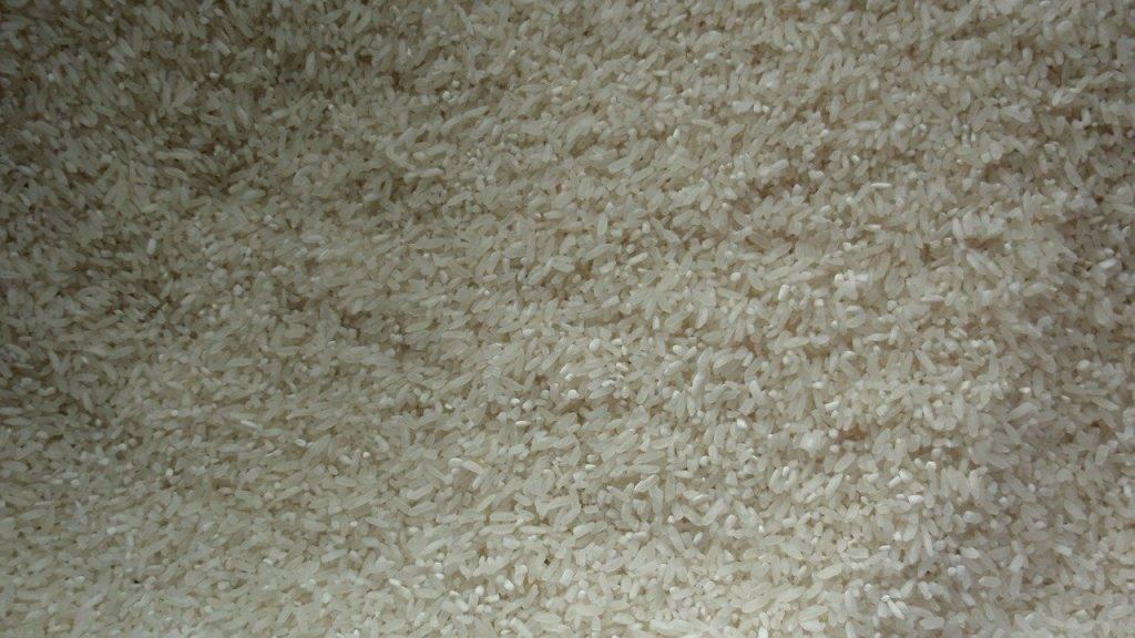 riz, blanc, céréales