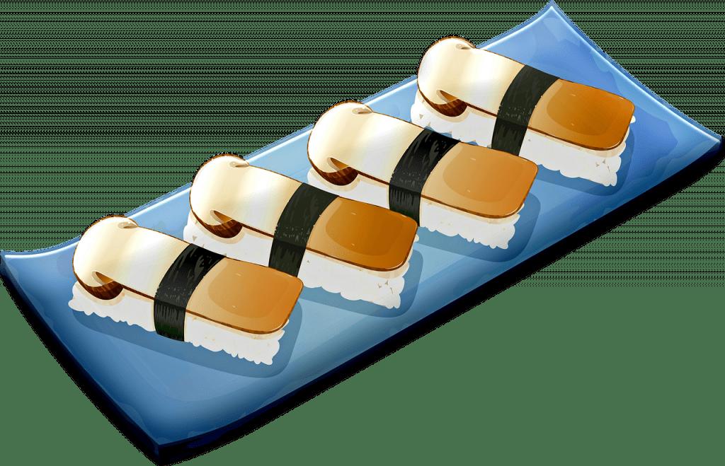 cuisine japonaise, sushi, alimentaire