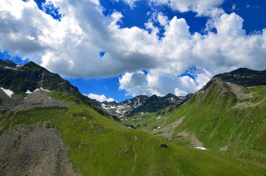 nature, paysage, ciel