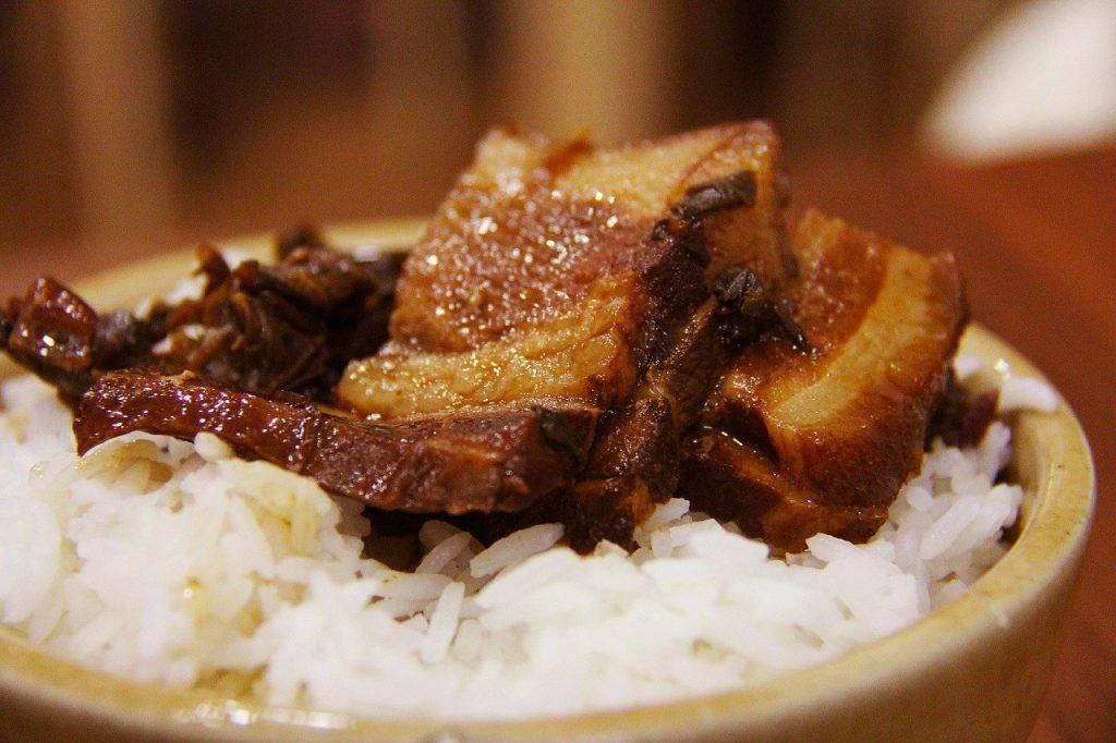 rôti, la viande, de porc