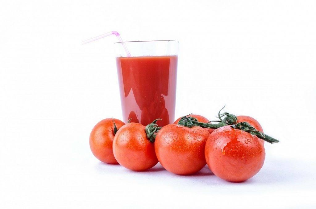 tomate, isolé, végétariens