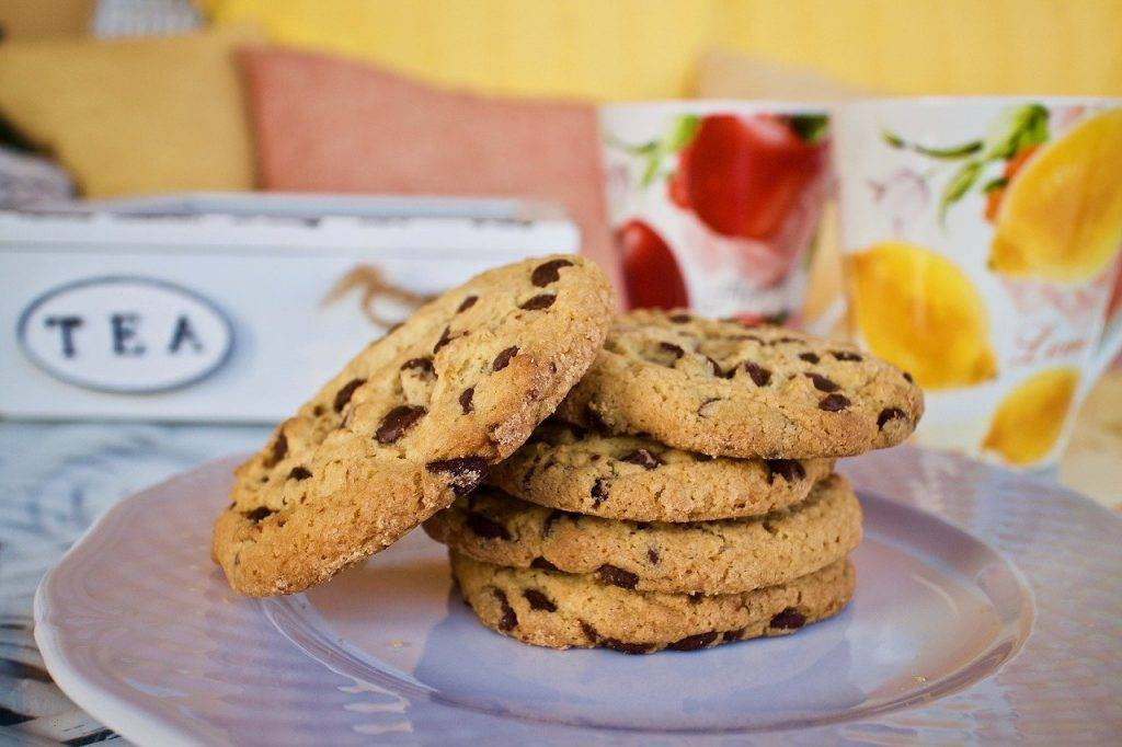 biscuits, sans gluten, de la farine de riz
