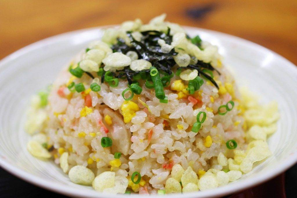 riz frit style chinois, usd, chinois