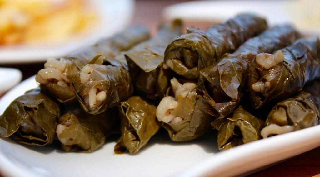 sarma, cuisine turque, riz