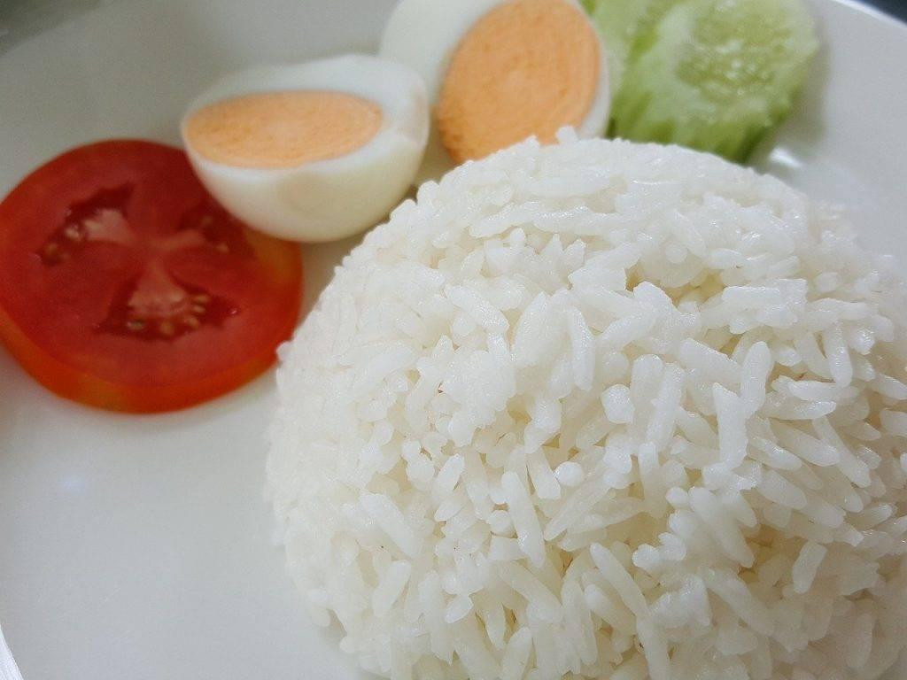riz, plat, alimentaire
