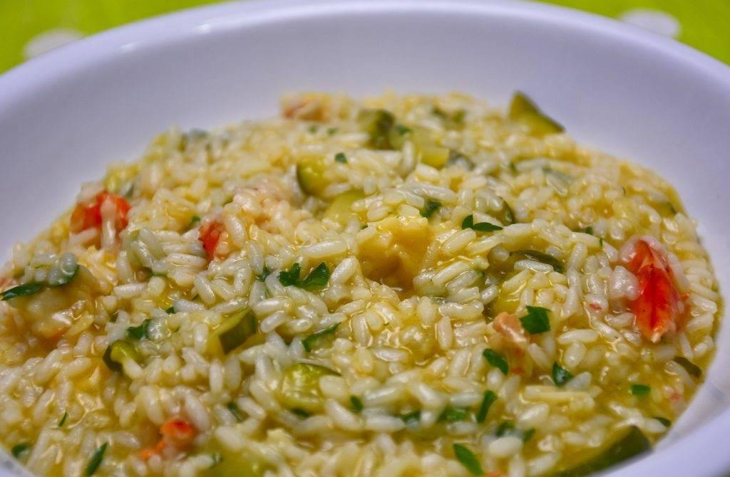 riz, risotto, cuisine