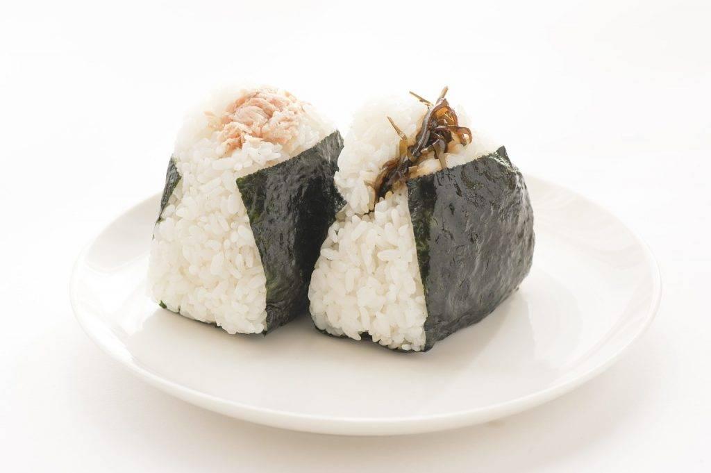 boule de riz, nourriture, régime alimentaire