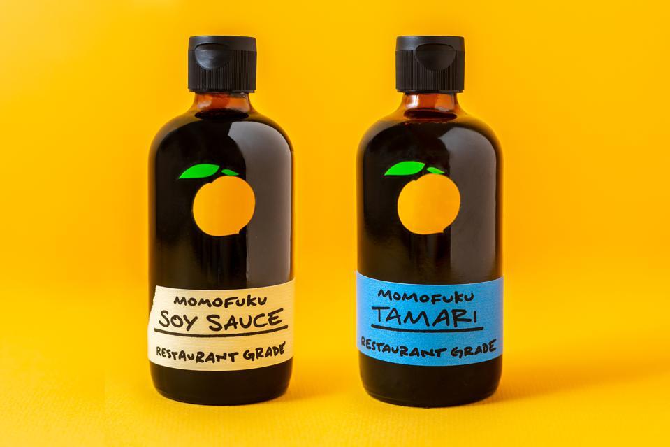Sauce soja Momofuku & Tamari